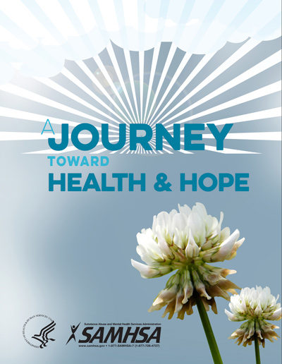 Journey toward health and hope cover