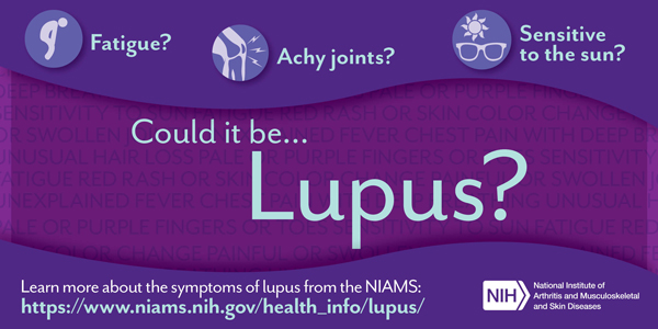 Could it be...lupus? - Lupus card