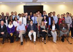 NIAMS recently welcomed members of the D.C. Lupus Consortium.