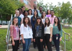 2017 NIAMS Summer Interns group photo